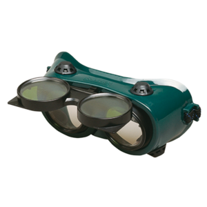 Ochelari protectie sudor cu geam rabatabil DIN 5