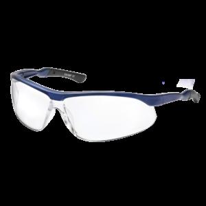 Ochelari protectie sport policarbonat/nylon albastru